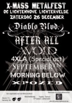 X-Mass Metalfest part 2